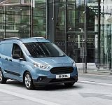 Ford представляет обновленные модели Tourneo Connect, Transit Connect, Tourneo Courier и Transit Courier