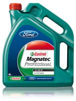 Моторное масло Castrol Magnatec Professional A5 5W-30 5 л